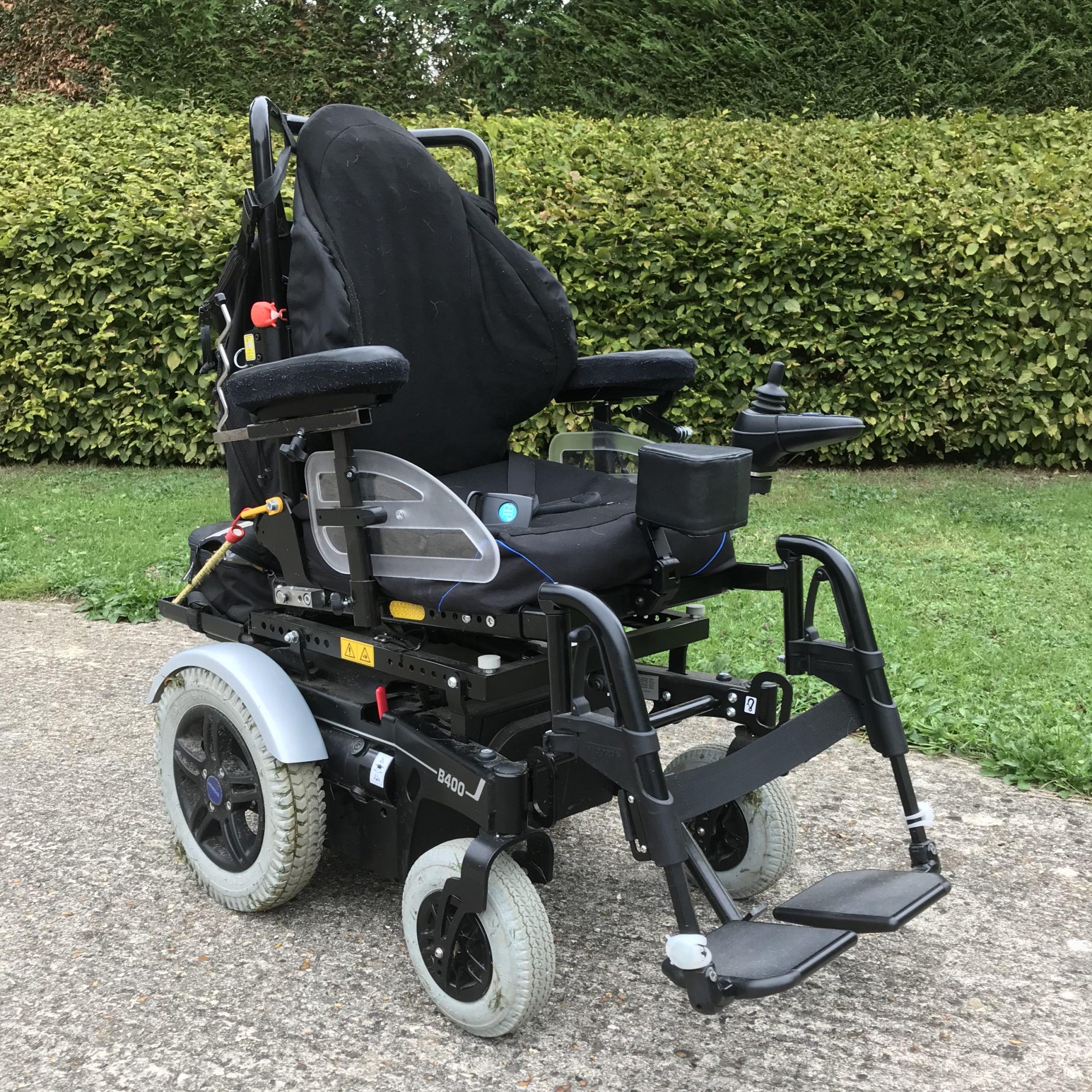 Ottobock B400 – Powered Wheelchair