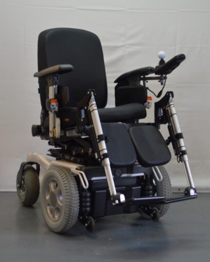 Quickie Puma 40 – Powered Wheelchair