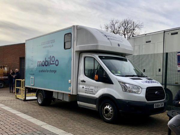 Mobiloo Van