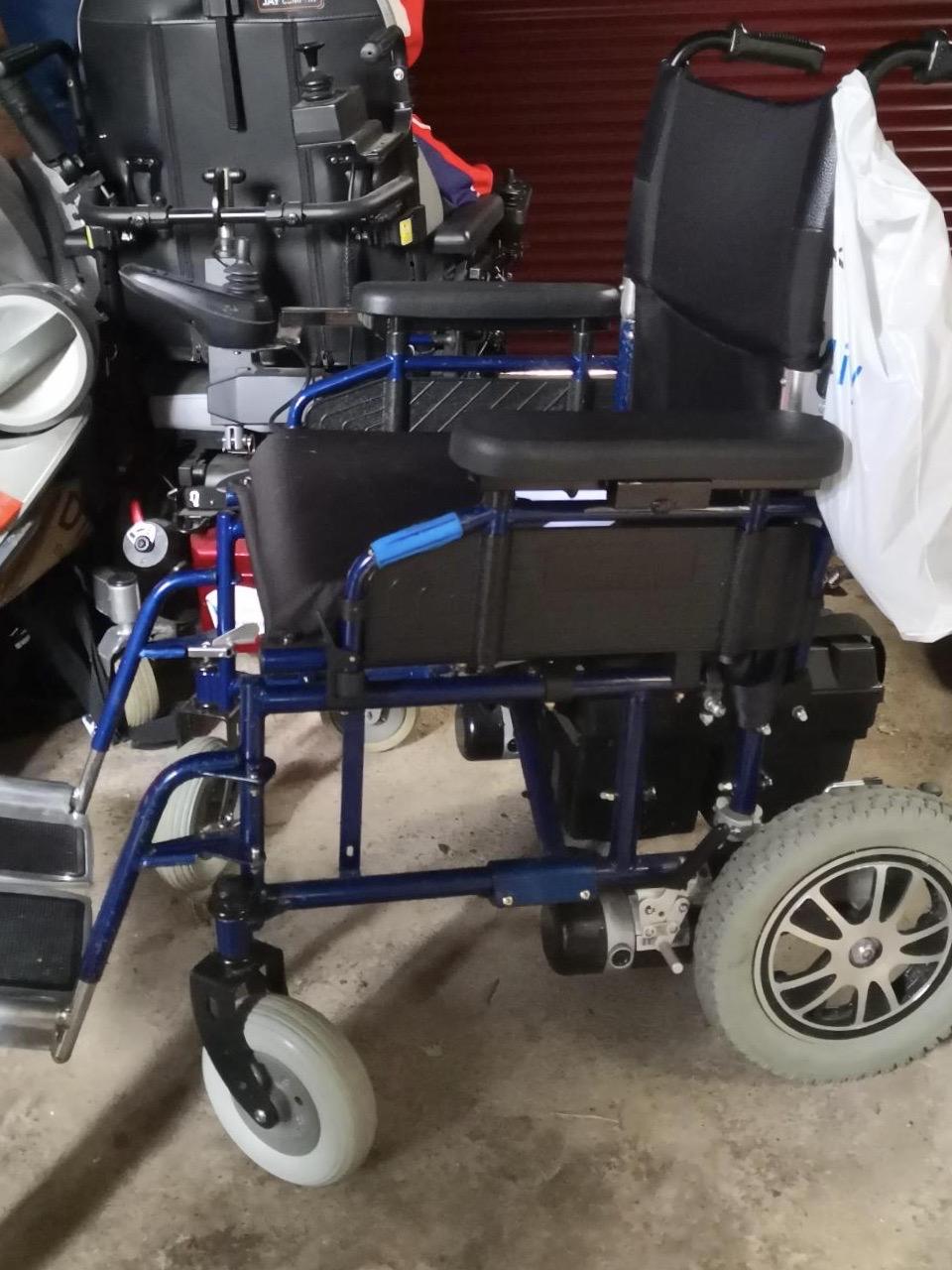 Betterlife Aries – Powered Wheelchair