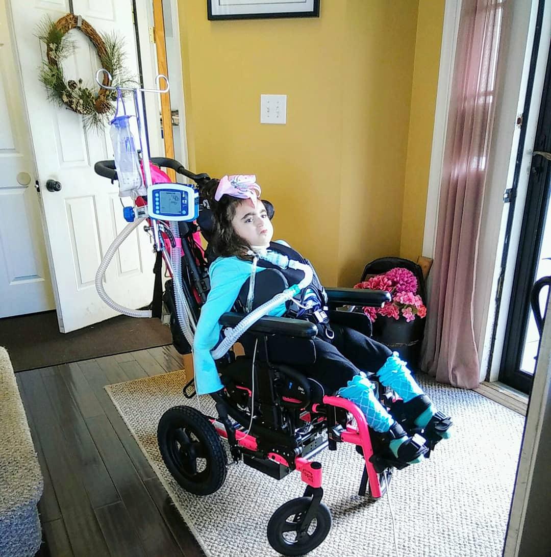 Zippie Iris – Manual Wheelchair