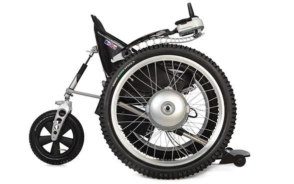 Trekinetic GTE – Powered Wheelchair