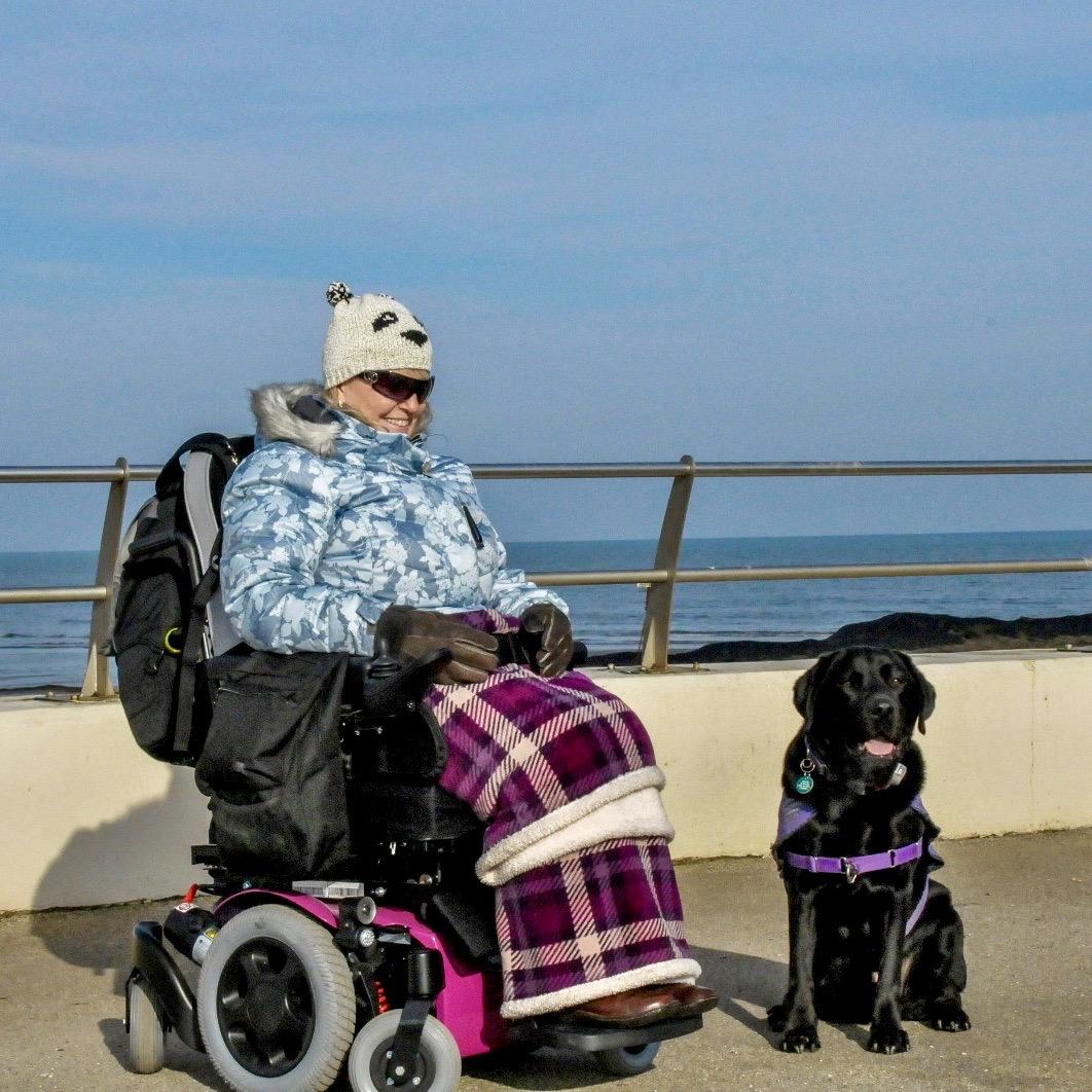Quickie Salsa M2 – Powered Wheelchair