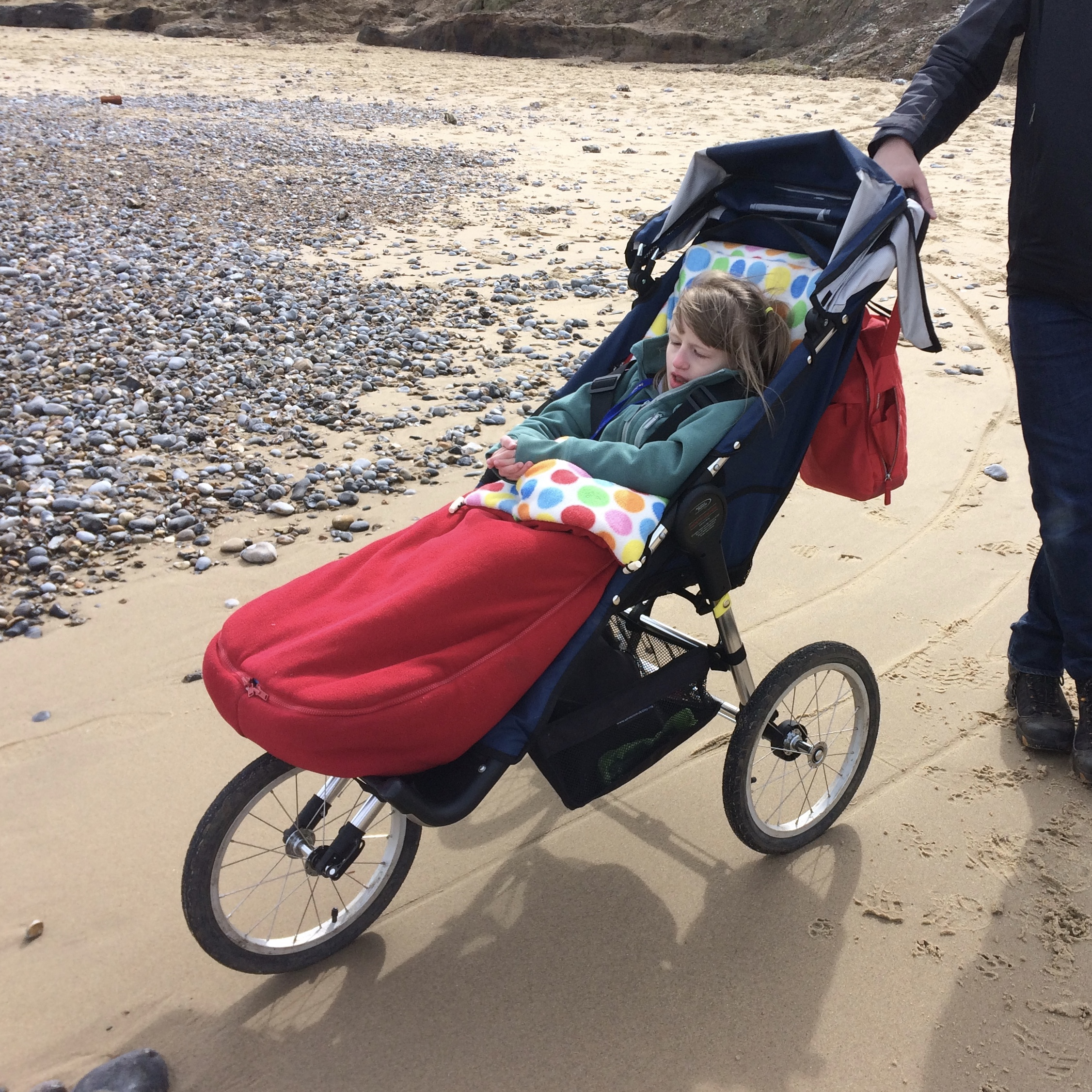 Advanced Mobility Independence – Pushchair