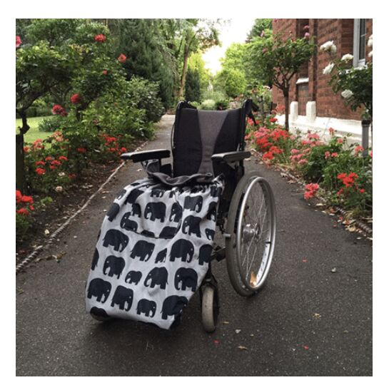 BundleBean – Wheelchair Cosy