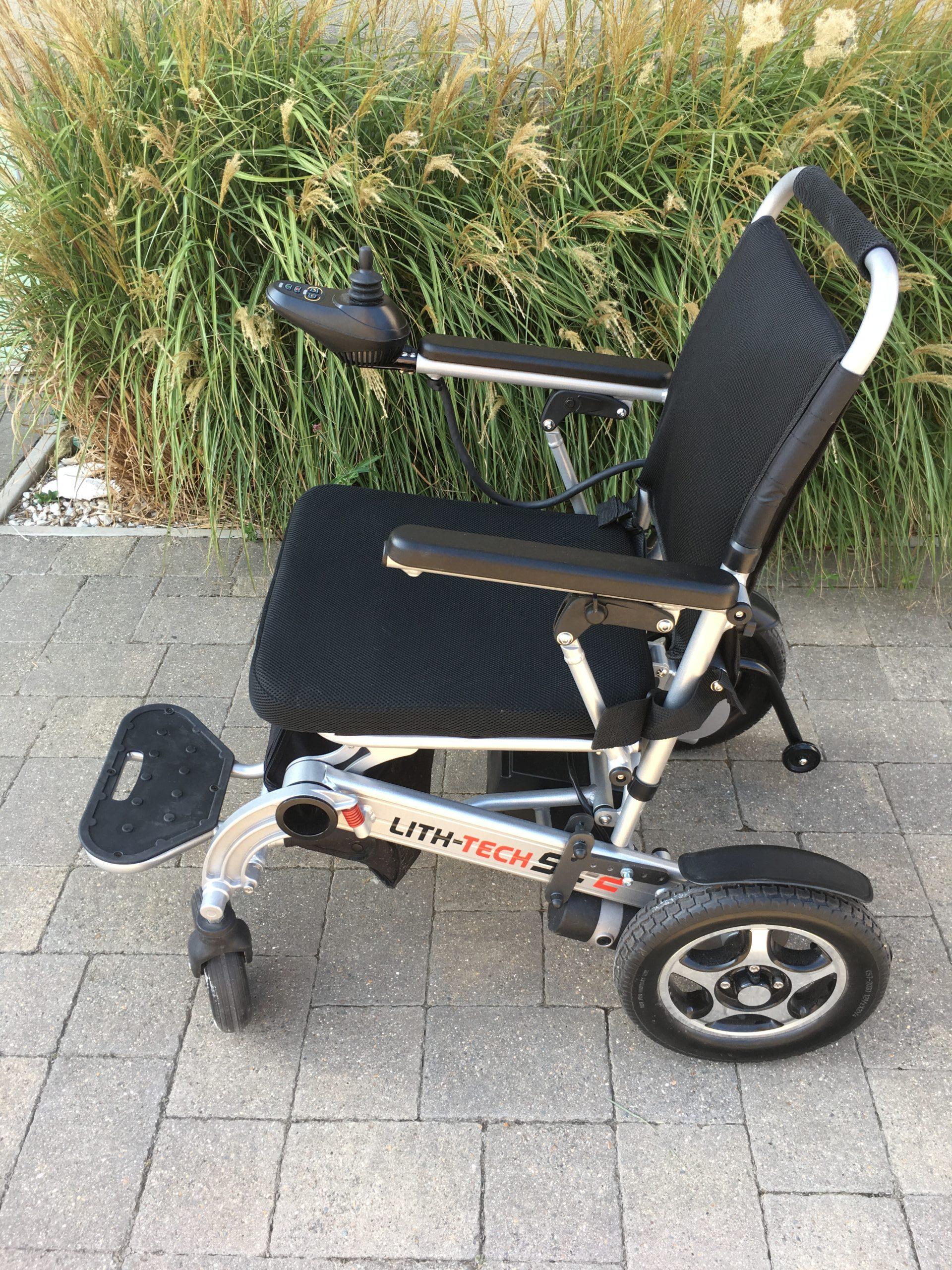 Lith-Tech Smart Chair 2 8