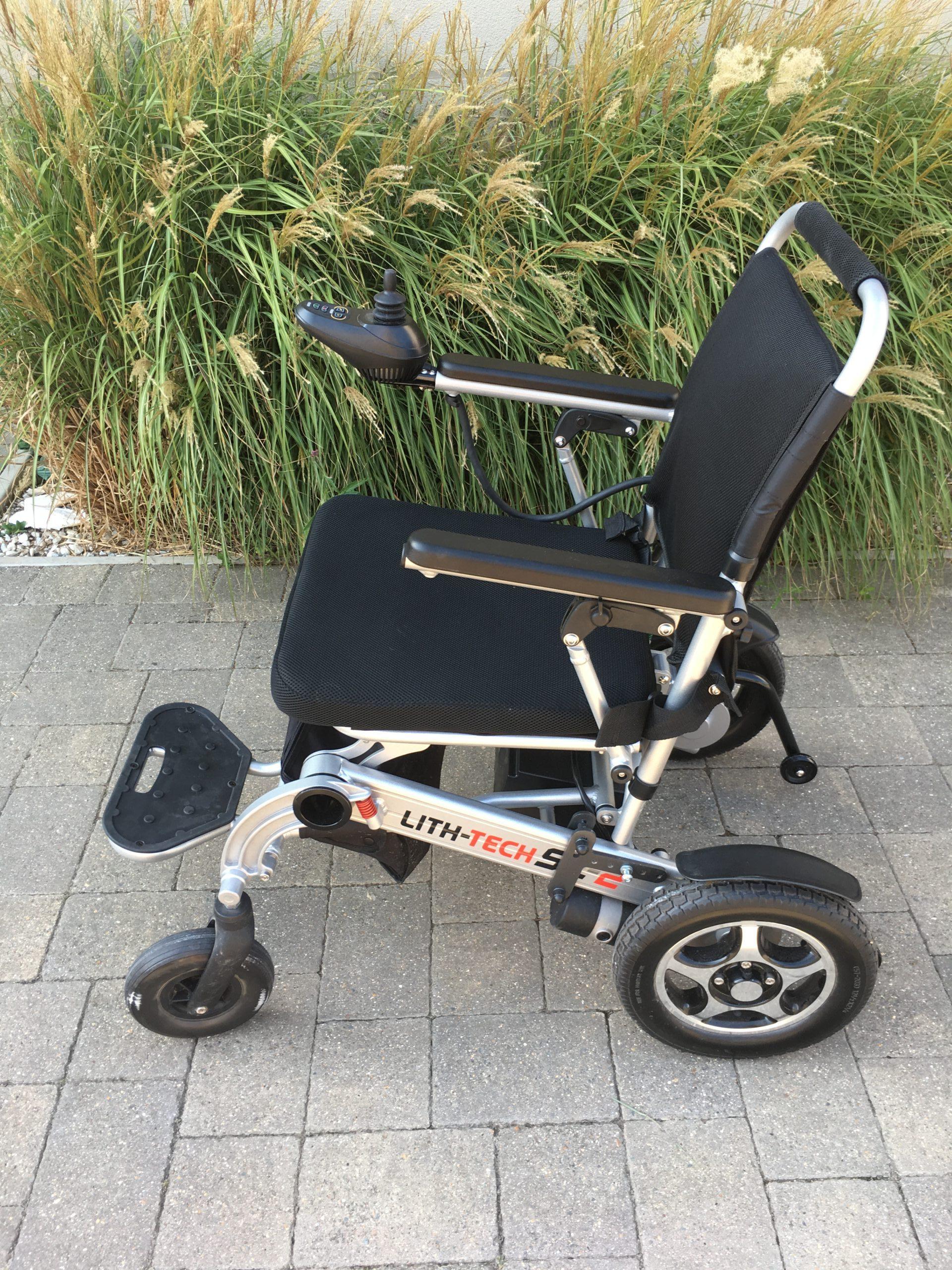 Lith-Tech Smart Chair 2 (Item 2003)