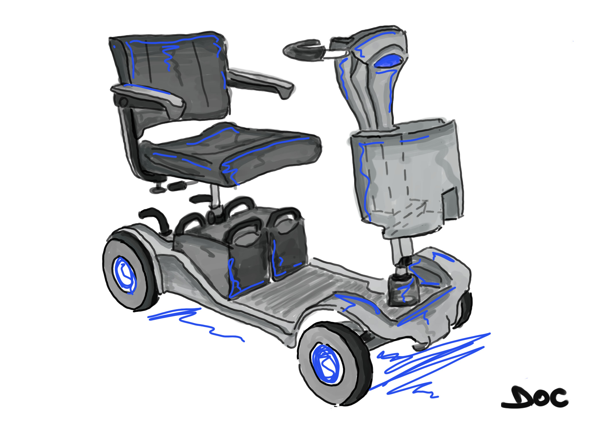 Atto – Mobility Scooter