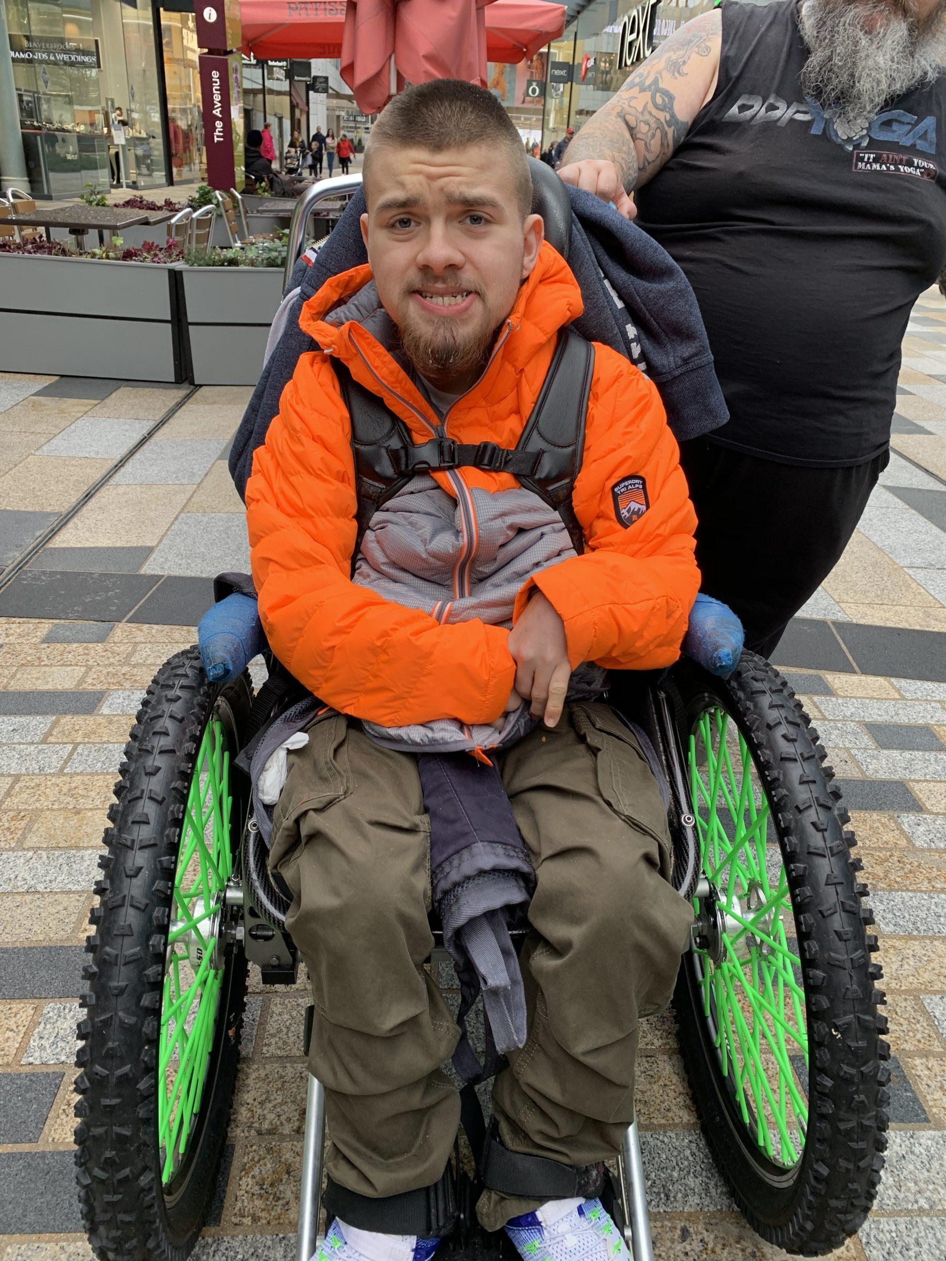 Trekinetic K2 – Manual Wheelchair