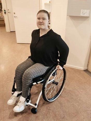 Panthera U3 – Manual Wheelchair