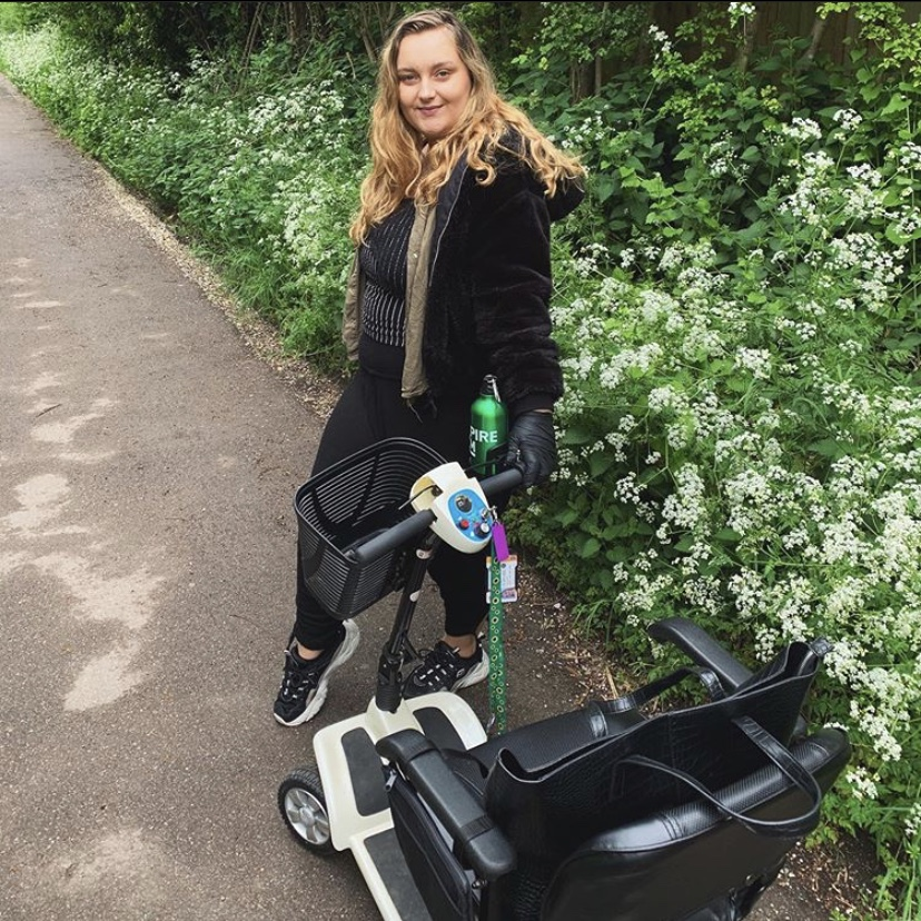 Clearwell Aguna – Mobility Scooter
