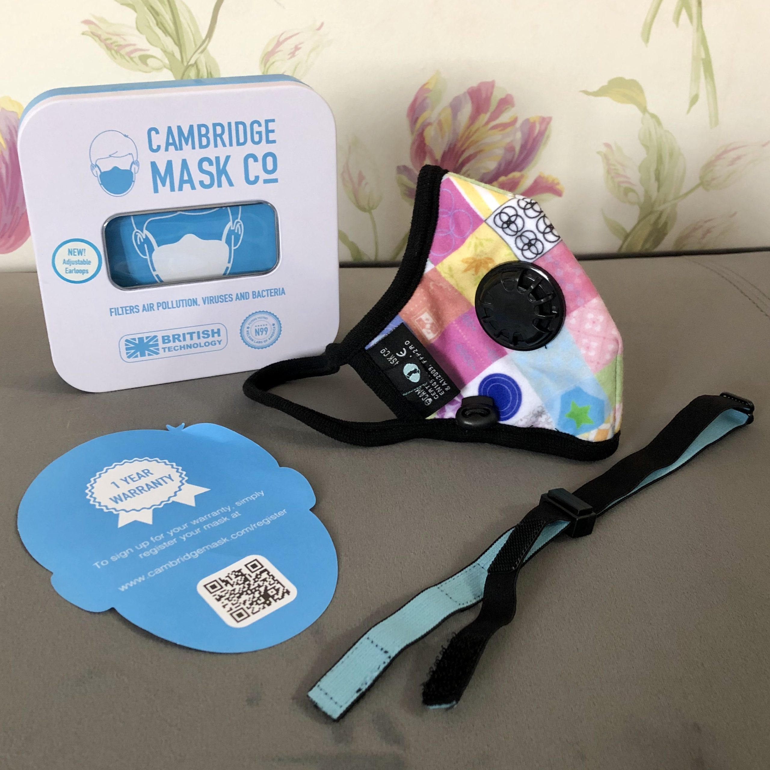 Cambridge Mask Pro – Personal Protection