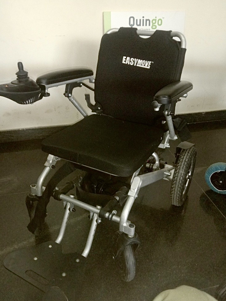 Easy Move – Powered Wheelchair