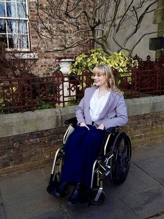 NiCosy – Wheelchair Blanket