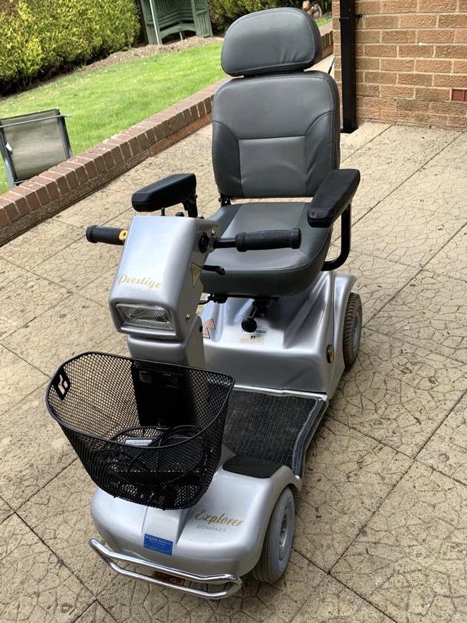 Prestige Scooter 2