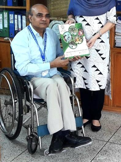 Manual Wheelchair – Bangladesh