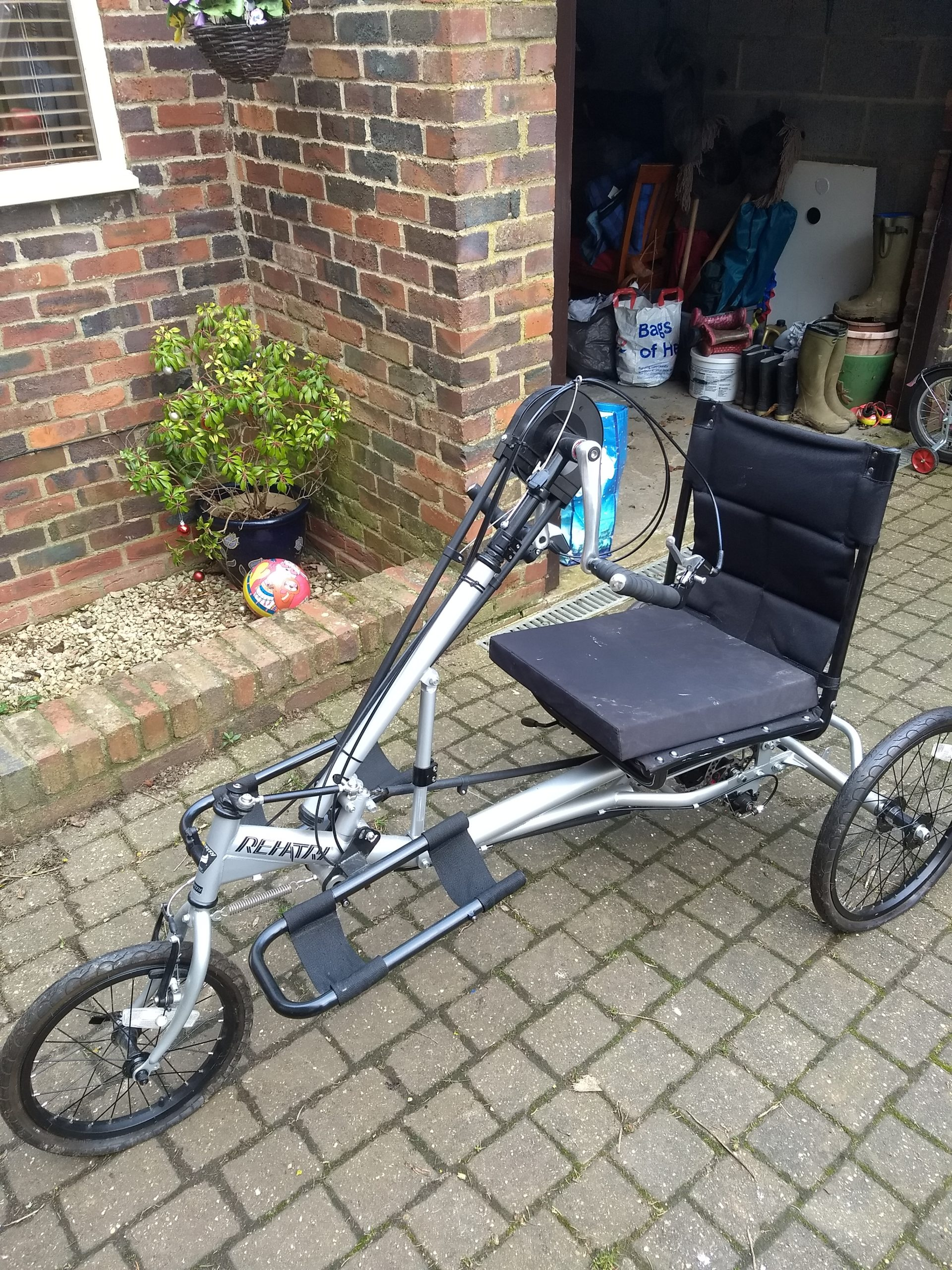 Rehatri Handcycle