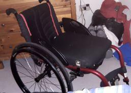 Quickie Argon 2 –  Manual Wheelchair