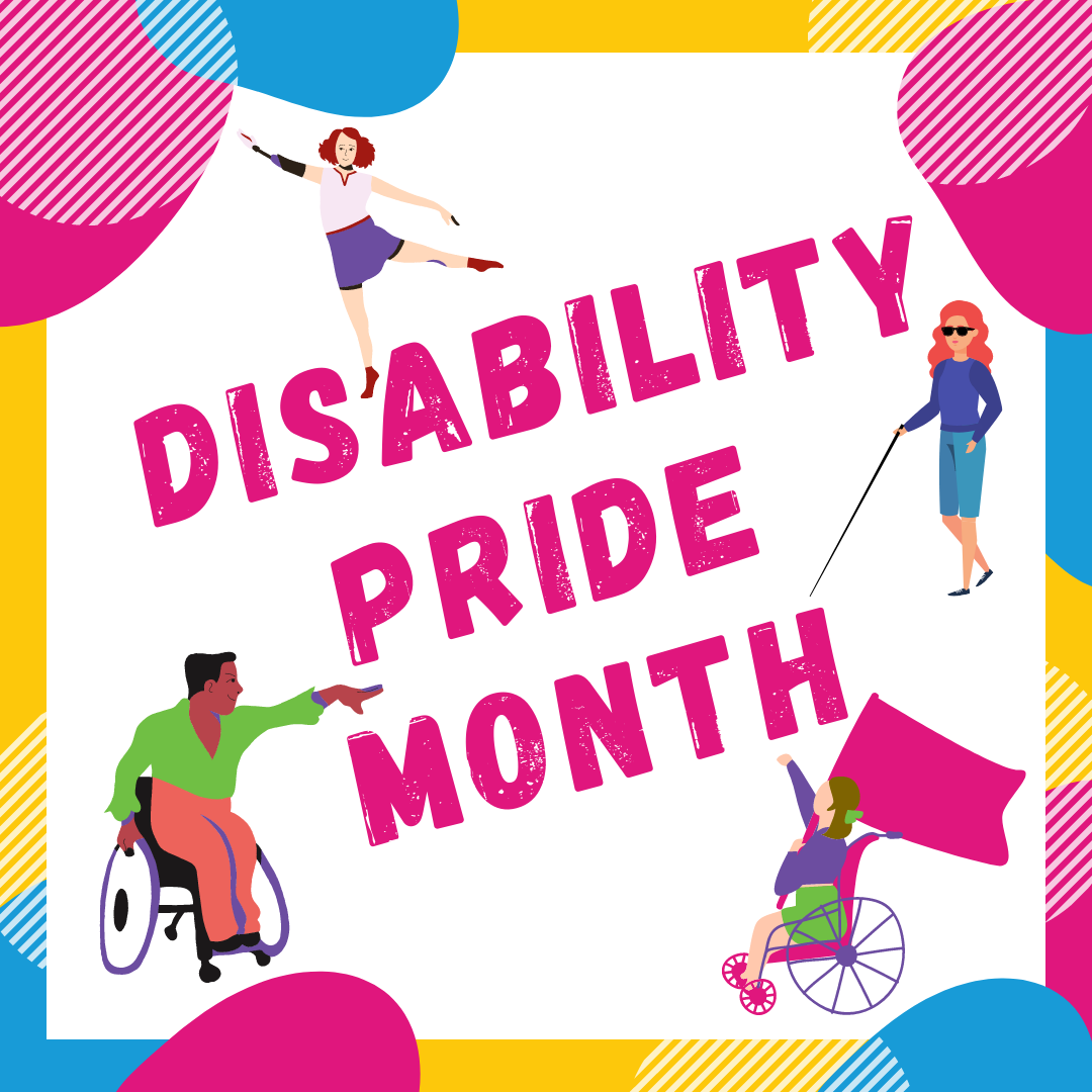 Disability Pride Banner