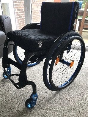Quickie Krypton –  Manual Wheelchair