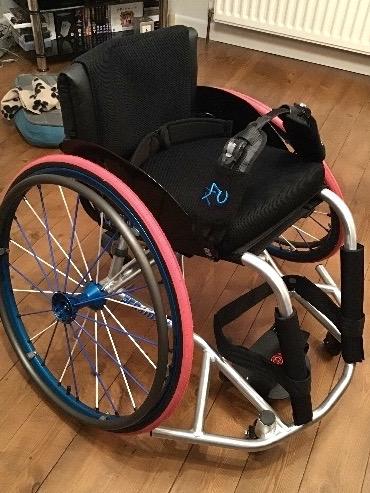 Per4Max Thunder Elite – Basketball Wheelchair