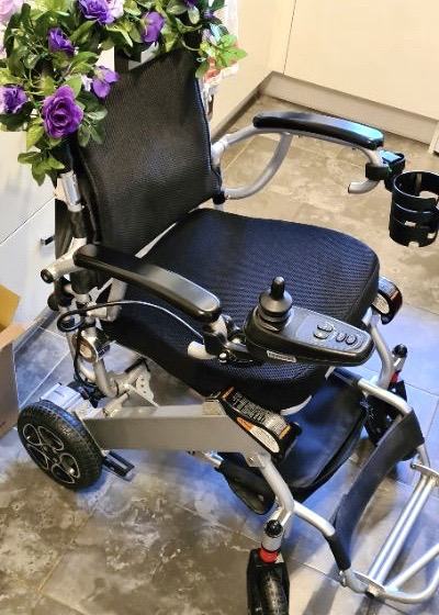 Pride I-Go – Powered Wheelchair
