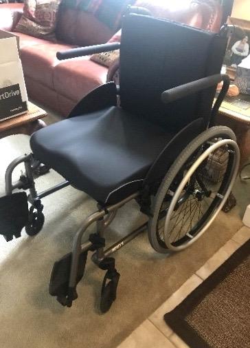 Tilite – Manual Wheelchair