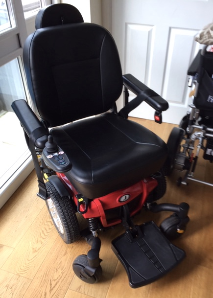 Jazzy Select 600 Powerchair