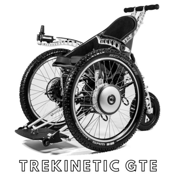 Black Trekinetic GTE