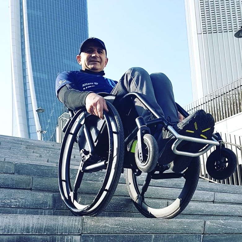 SoftWheel – Wheelchair Wheels