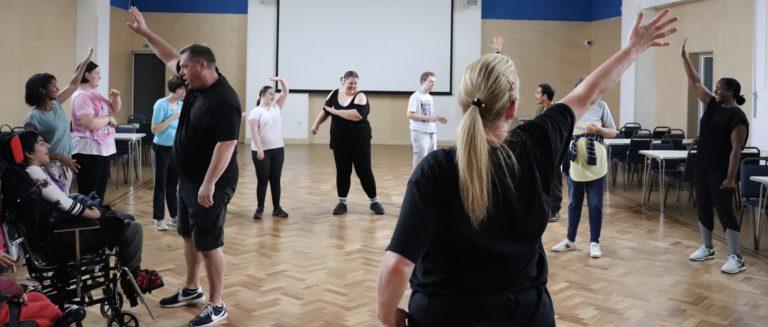 Para Dance Classes