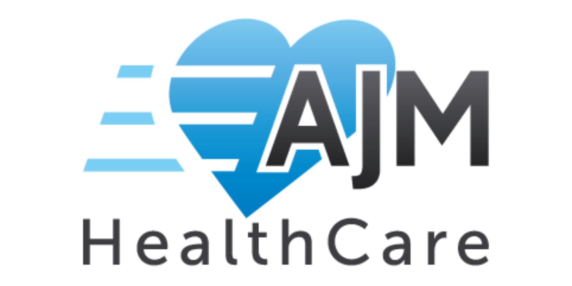 AJM Healthcare Logo
