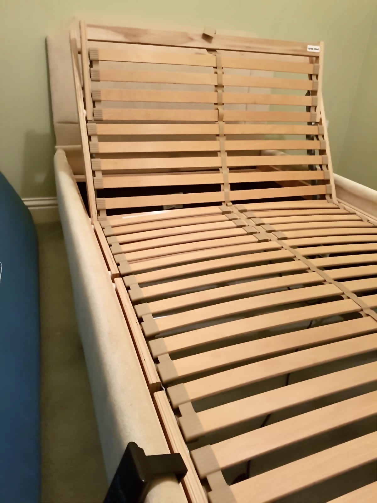 Queen Size Bariatric Bed