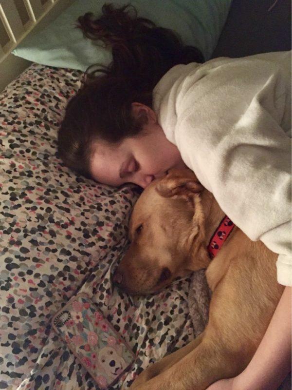 Nighttime Cuddles
