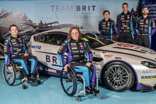 Team BRIT Motorsport Members