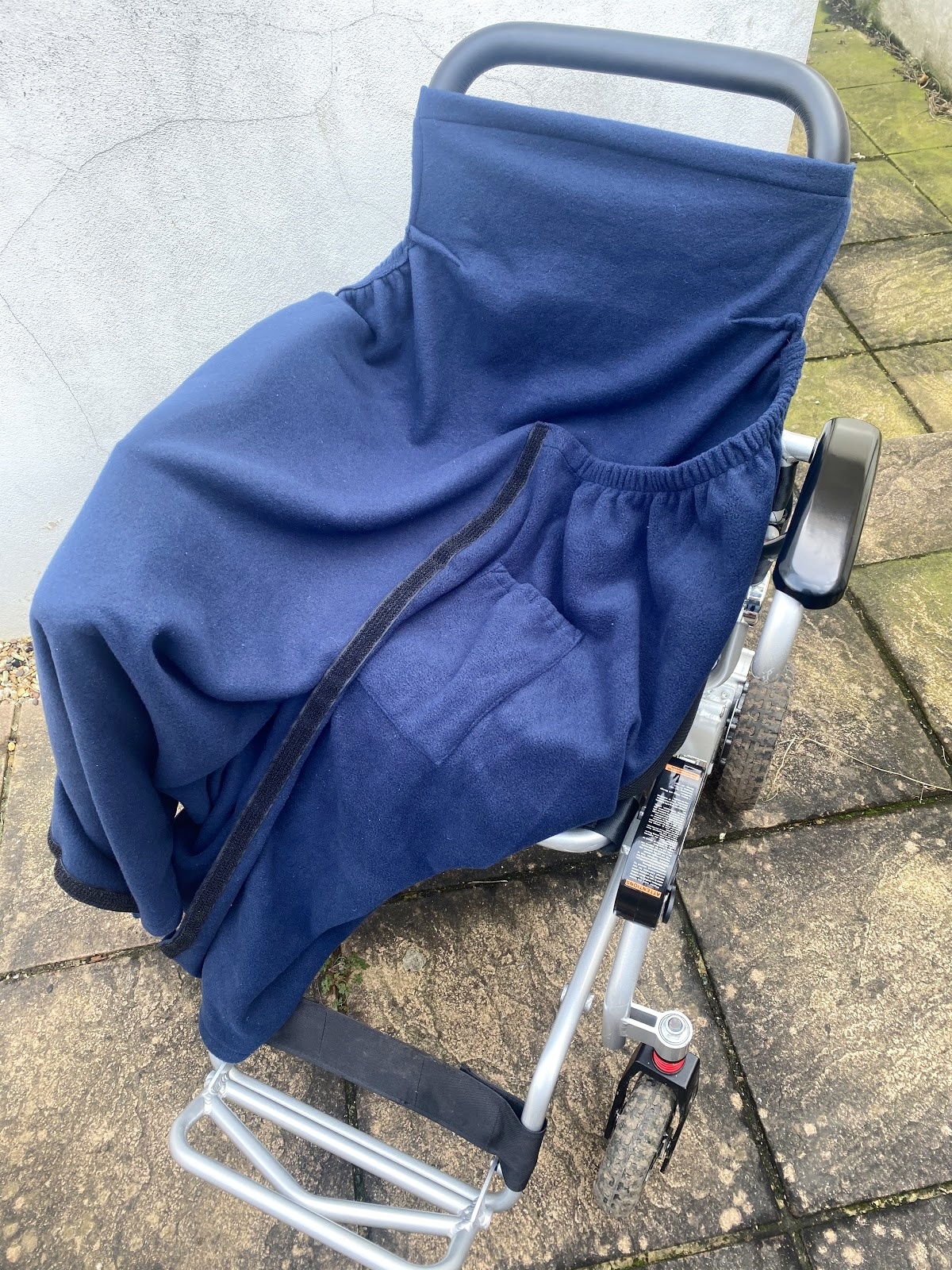 NiCosy – Wheelchair Blanket