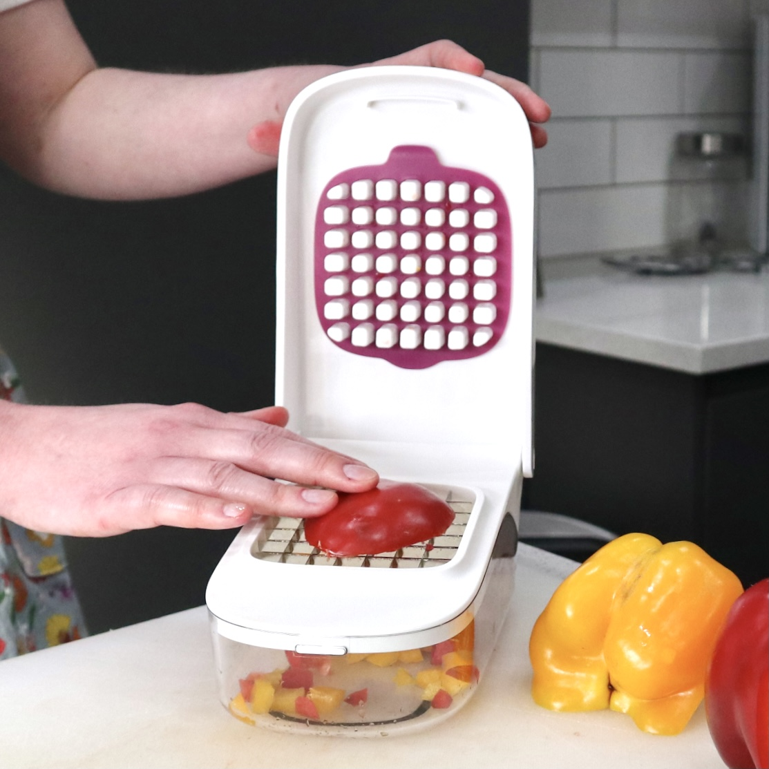 Good Grips Vegetable Chopper – Kitchen Aid