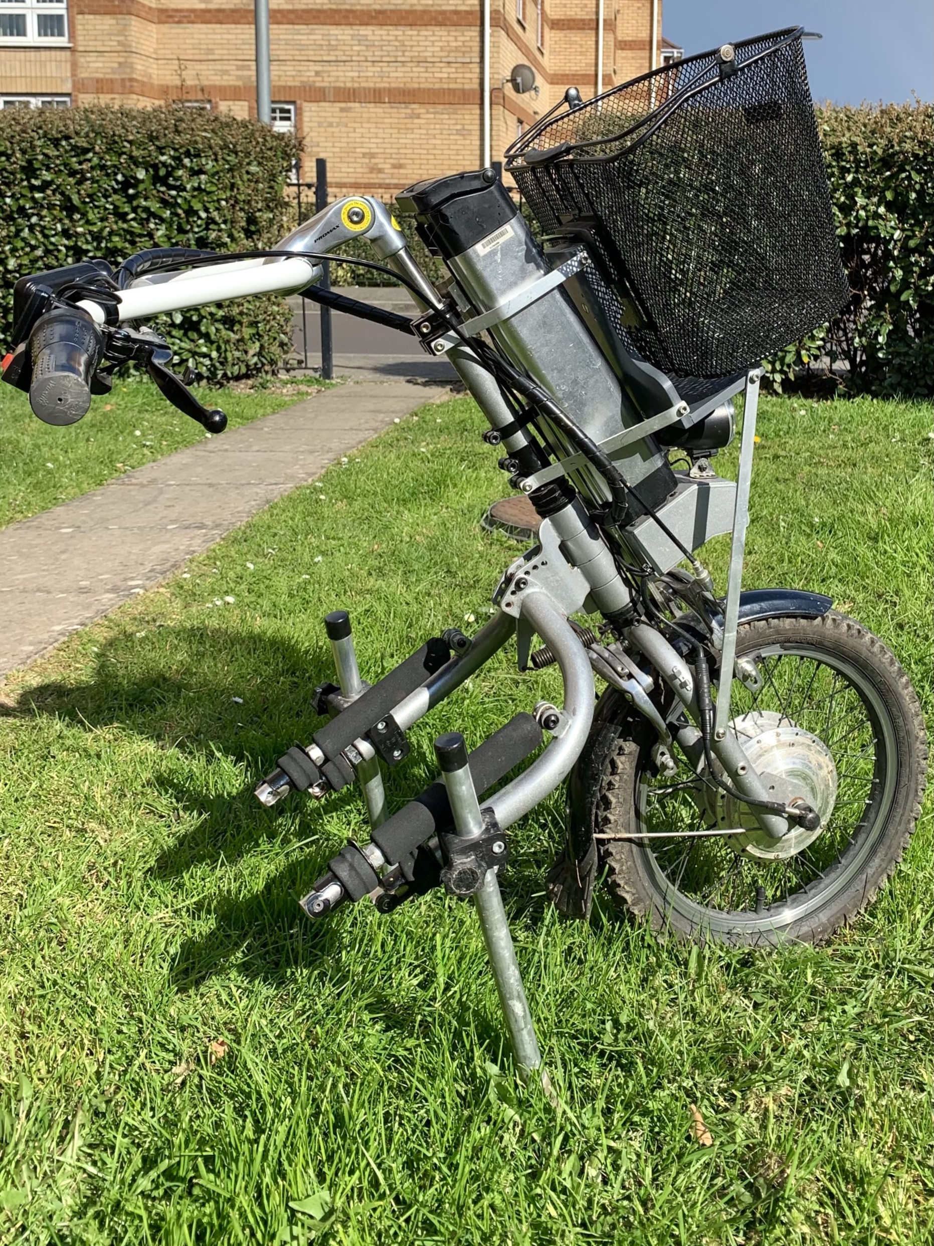 Firefly Electric Bike