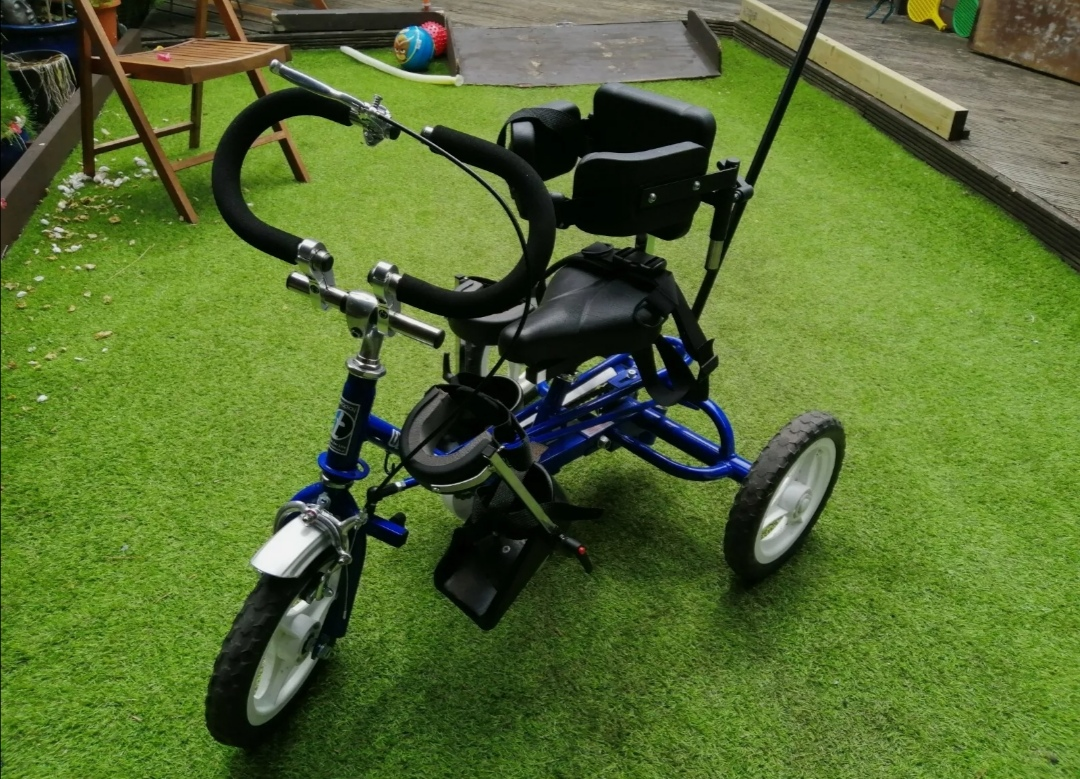 Theraplay Special Needs Trike