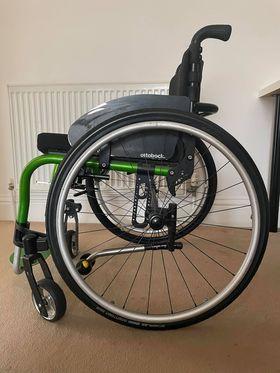 Ottobock Ventus Wheelchair